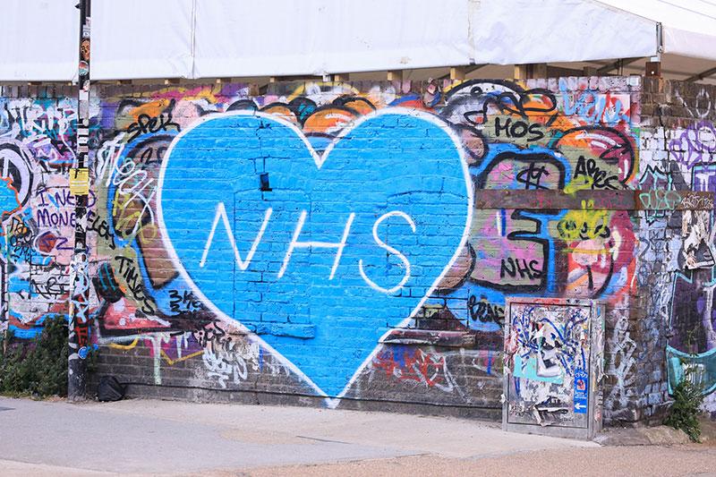 NHS Wall Art